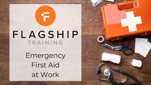 Emergency First Aid at Work   Event in Peterborough   AllEvents.in