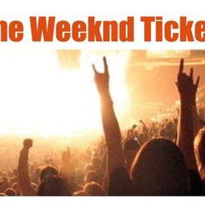 The Weeknd Tickets Uncasville CT Mohegan Sun Arena 74