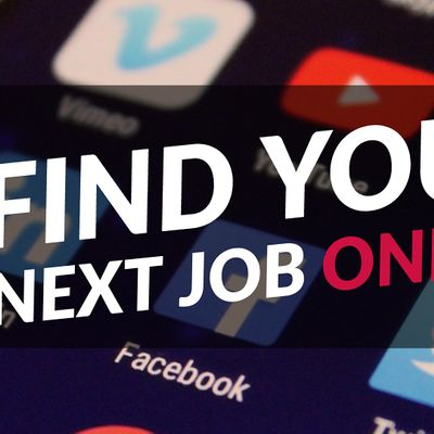 Find Your Next Job Online
