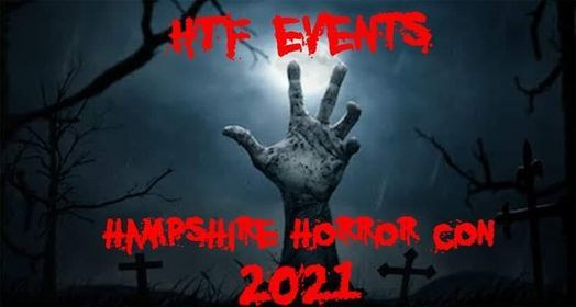 Hampshire Horror Con, 23 October   Event in Southampton   AllEvents.in