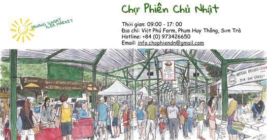 Chợ Phiên Chủ Nhật Đà Nẵng | Event in Danang | AllEvents.in