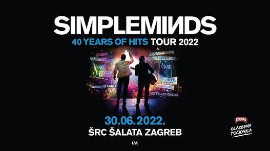 Simple Minds u Zagrebu!, 6 July | Event in Zagreb | AllEvents.in