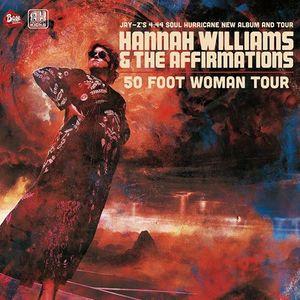 Hannah Williams & The Affirmations  Spielboden Dornbirn