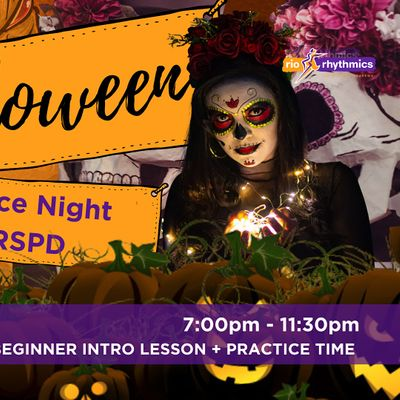 Trick or Treat yourself to a Halloween Dance Night