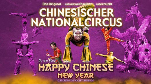 Chinesischer Nationalcircus - Happy Chinese New Year  Bern