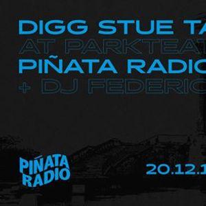 Digg Stue Takeover mPiata Radio  Parkteatret