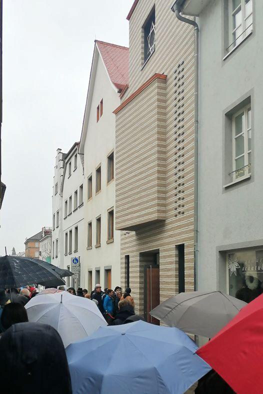 Fhrung Das jdische Konstanz und die neue Synagoge