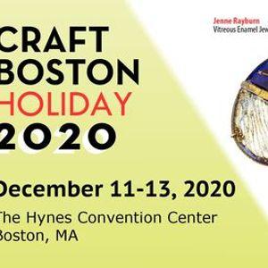 CraftBoston Holiday 2020 - Virtual