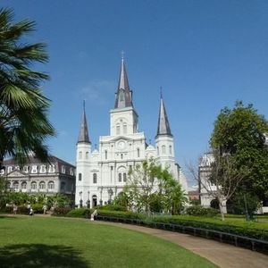 New Orleans the Big Easy