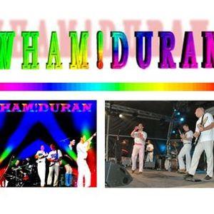 Wham and Duran Duran Tribute Night
