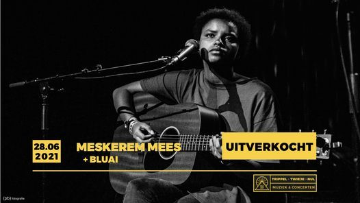 Meskerem Mees • BLUAI (nieuwe datum), 21 May | Event in Heist-op-den-berg | AllEvents.in