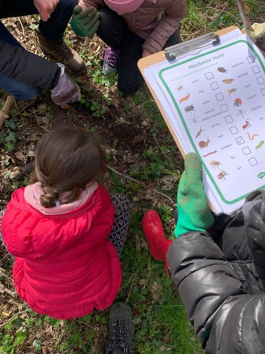 SOLD OUT - Forest School - A Hungry Caterpillar, 4 June | Event in Durham | AllEvents.in