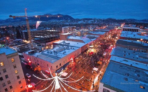 When Is The Bozeman Christmas Stroll 2020 Christmas Stroll Re Imagined 2020, Downtown Bozeman, 2 December to