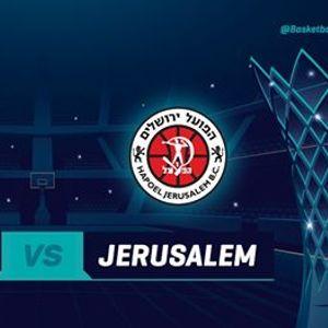 Telenet Giants Antwerp v Hapoel Jerusalem