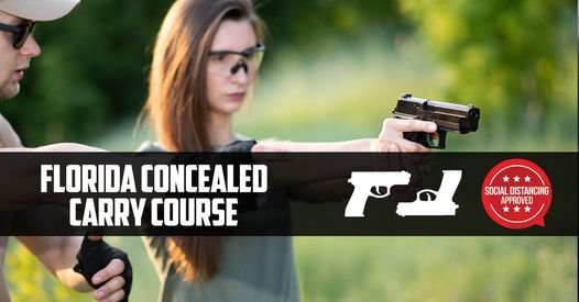 Concealed Carry Class - Daytona Beach, FL - Only $39.99! | Event in Daytona Beach | AllEvents.in