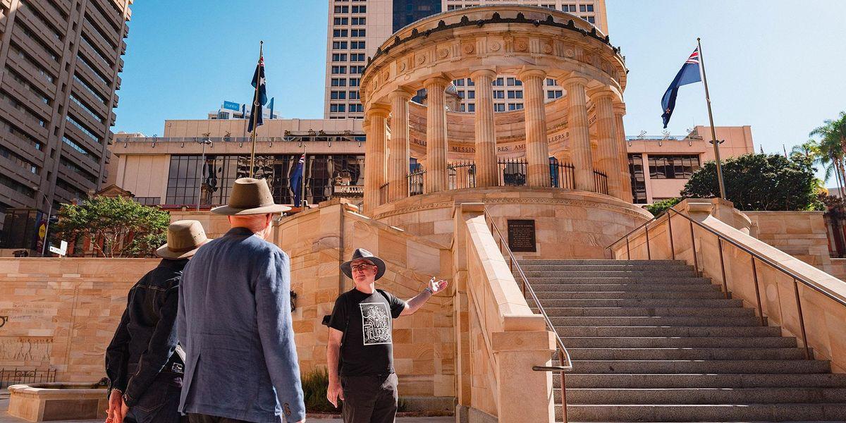 Walking in Wartime | Event in Brisbane | AllEvents.in
