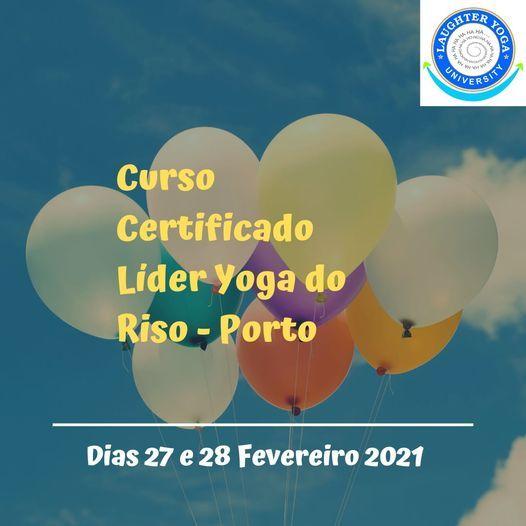 96ª Edição do Curso Certificado Líder de Yoga do Riso - Porto, 27 February | Event in Porto | AllEvents.in