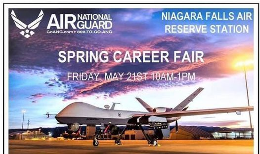 NY Air National Guard Spring Career Fair, 21 May | Event in Niagara Falls | AllEvents.in