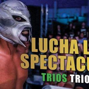 Lucha Libre Spectacular  TRIOS TRIOS TRIOS at The Waldorf 19