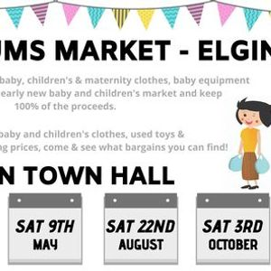 Happy Mums Market - ELGIN
