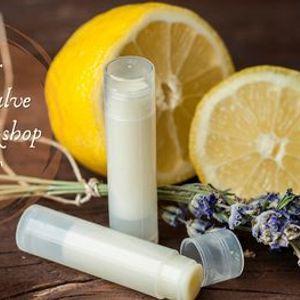 Lip Butter & Herbal Salve Making Virtual Workshop
