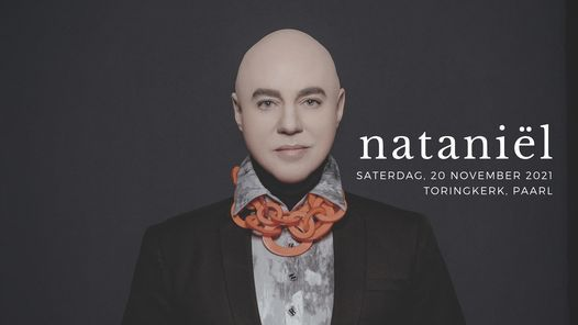 Nataniël in Concert - Paarl, 20 November   Event in Paarl   AllEvents.in