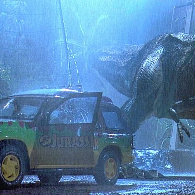 Drive-In Movie Night -  Jurassic Park