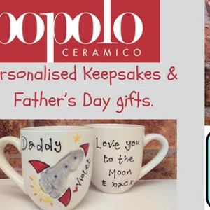 Fathers Day Prints at Sing and Sign Worthing