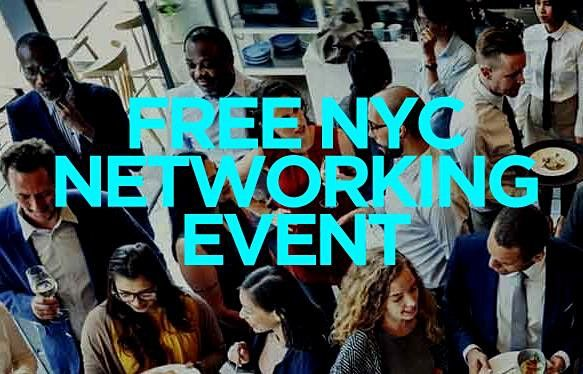 Free Networking Event In NYC, 21 October   Event in New York   AllEvents.in