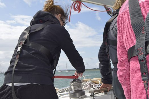 RYA Start Yachting Sailing Course