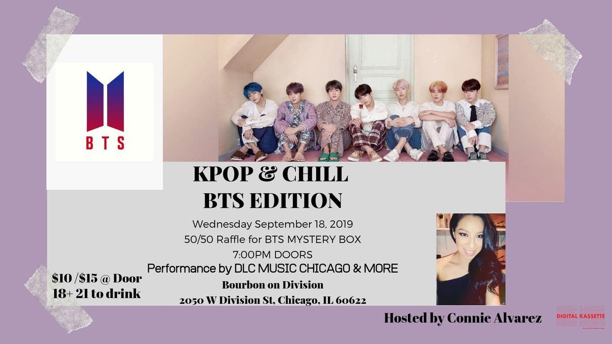 BTS events in the City  Top Upcoming Events for BTS