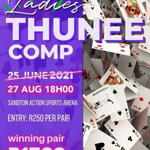 Ladies Thunee Competition