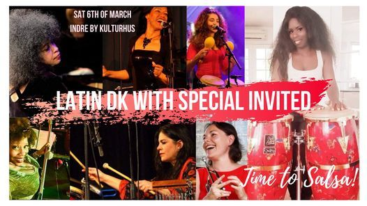 LATIN DK with special invited - diversity on the dancefloor | Event in Kastrup | AllEvents.in