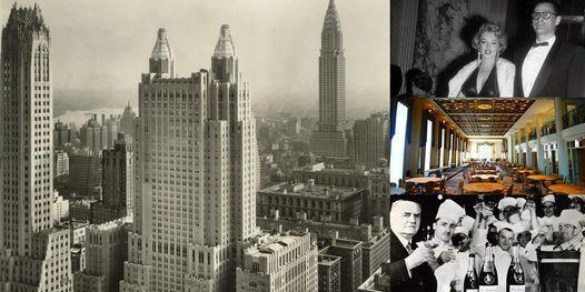 'The Waldorf Astoria New York: Manhattan's Grandest Hotel' Webinar, 12 February   Online Event   AllEvents.in