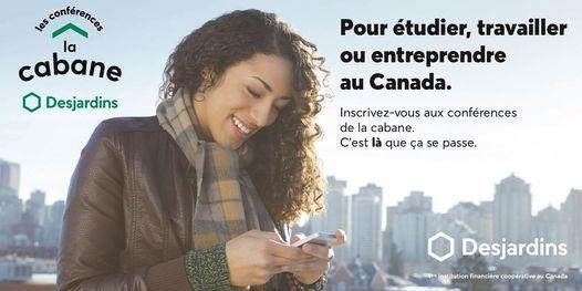 Etudier au Québec, 13 May | Online Event | AllEvents.in