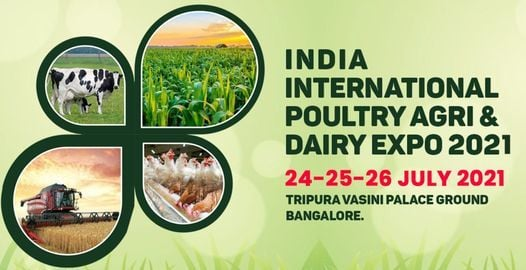 India International Poultry Agri & Dairy Expo 2021, 24 July | Event in Bangalore | AllEvents.in