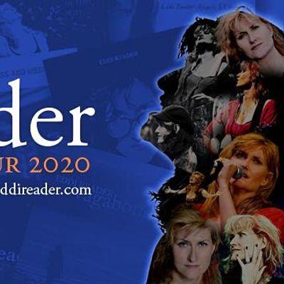 Eddi Reader 40 Years Live Tour.