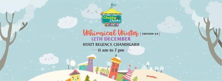 Chubby Cheeks presents Whimsical Winter