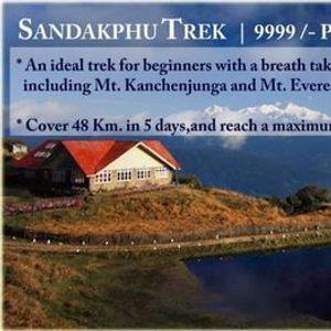 Sandakphu Darjeeling Himalayan Trekking Expedition 2020