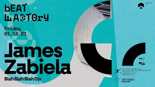 Beat Factory presents James Zabiela, 3 April | Event in Worthing | AllEvents.in
