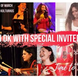 LATIN DK with special invited - diversity on the dancefloor