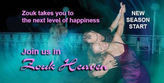 Zouk Thursday Classes with Zouk Heaven (Connie), 22 April | Event in Rødovre | AllEvents.in