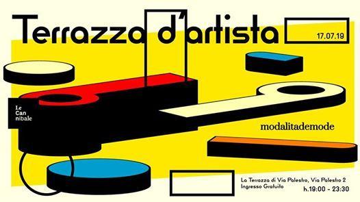 Terrazza Dartista At La Terrazza Di Via Palestro Milano