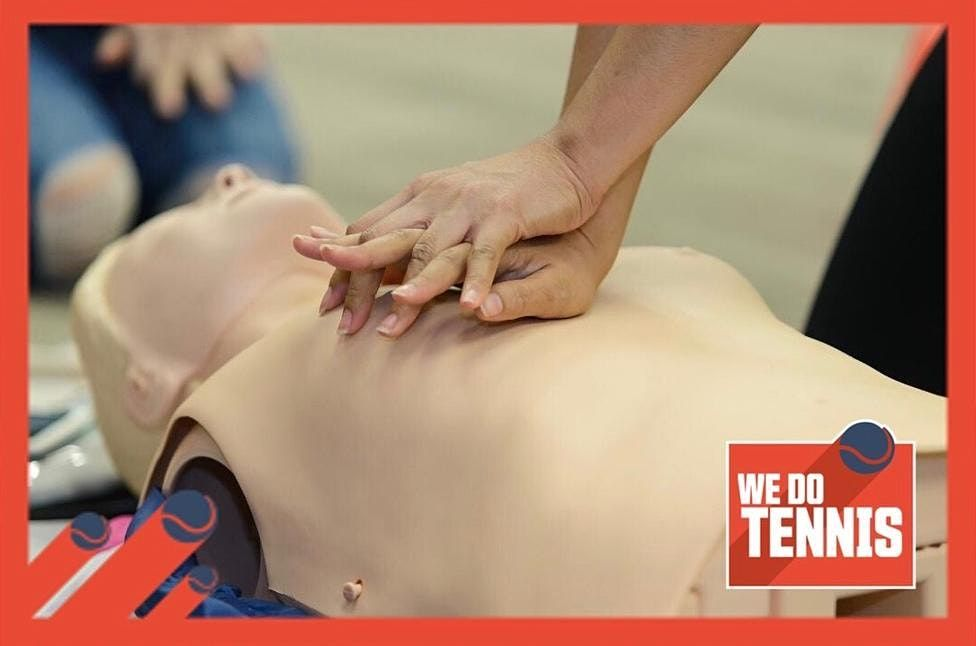 Emergency First Aid at Work Course - 25th September 2020