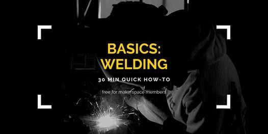 BASICS: Welding, 13 April | Event in Lacey | AllEvents.in