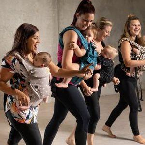 Kangatraining Term 1 - Mums & Bubs Fitness Class