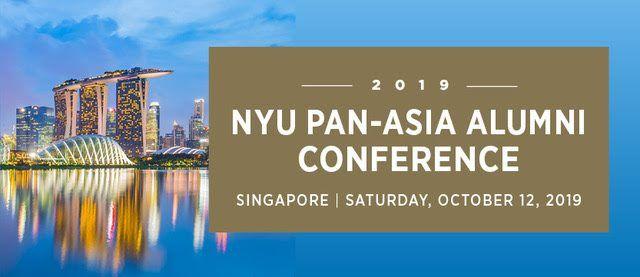 NYU Pan-Asia Alumni Conference 2019 at Shangri-La Hotel