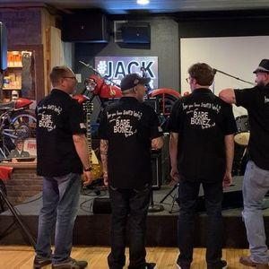 Bare Bonez Rocks Bike Night at Tail Spin