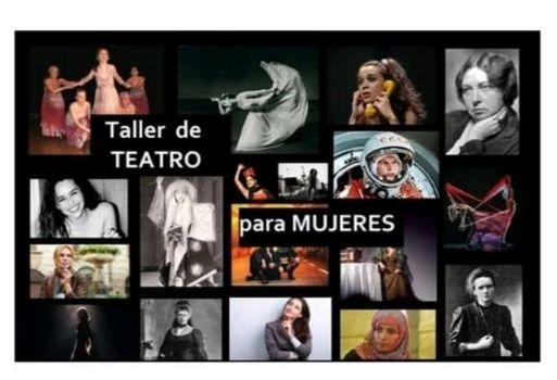 Taller de Micro Teatro para Mujeres, 1 October   Event in Sevilla    AllEvents.in