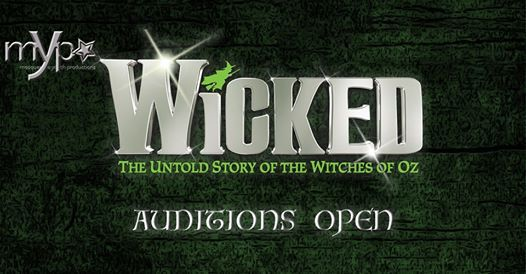 Wicked Auditions At Masquerade Youth Productions Inc., Berwick